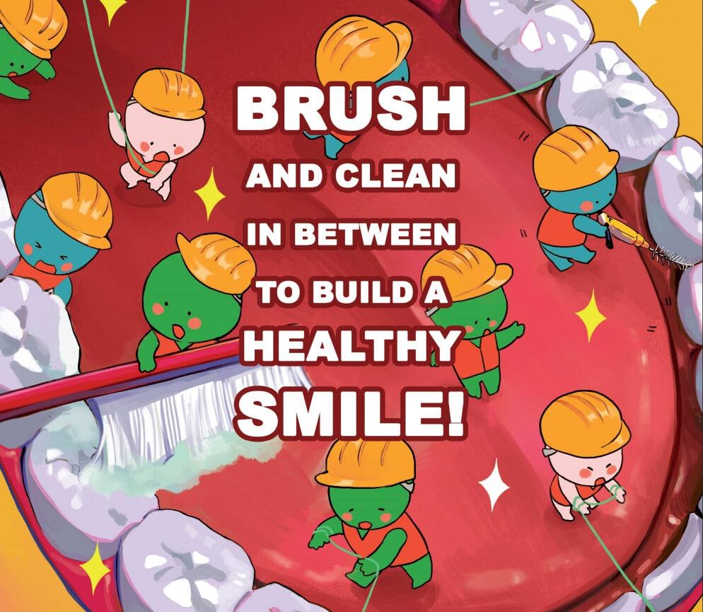 children's dental health awareness month